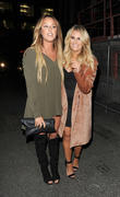 Charlotte Crosby and Danielle Armstrong