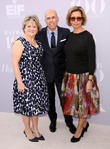 Bonnie Arnold, Jeffrey Katzenberg and Mireille Soria