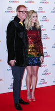 Chris Evans and Fearne Cotton