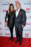 Kelly Bensimon and John Demsey