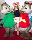Bella Thorne, Alvin and The Chipmunks