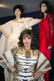Joan Collins Spending Christmas With Sister's Family