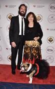 Jason B. Hurwitz, Laurette Richin and Josie The Bulldog