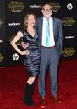 Victoria Labalme and Frank Oz