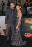 Mark Webber and Teresa Palmer