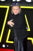 Carrie Fisher Respond To Internet Critics Over Her Appearance In 'Star Wars: The Force Awakens'
