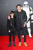 Star Wars, Romeo and Brooklyn Beckham