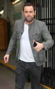 Danny Dyer Struggling To Control His Pre-wedding Jitters
