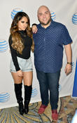 Becky G and Jose Resendez