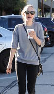 Amanda Seyfried Seeks Solace In Meditating