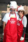 Harry Hamlin and Lisa Rinna