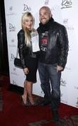 Chris Brown and Amber Nichol Miller. Tito Ortiz