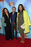 Amanda Salas, Tanner Thomason and Garcelle Beauvais
