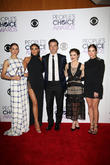 Troian Bellisario, Shay Mitchell, Ian Harding, Lucy Hale and Ashley Benson