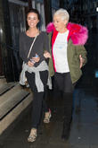 Denise Welch and Jennifer Metcalfe