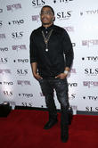 Rapper Nelly Joins Sports Show