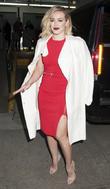 Hilary Duff at Aol Studio