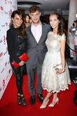 Lizzie Cundy, Tom Morgan and Sophie Newton