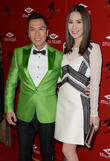 Donnie Yen and Cecilia Cissy Wang
