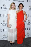 Beth Riesgraf and Juliette Lewis