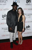 Dayo Okeniyi and Sarah Jeffery