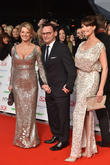Gillian Taylforth, Perry Fenwick and Emma Barton