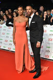 Marvin Humes and Rochelle Humes