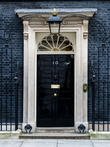 Number 10 Downing Street and View