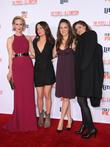Sarah Paulson, Elizabeth Reaser, Carla Gallo and Amanda Peet
