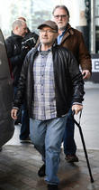 Phil Collins Fractured Foot In Post-surgery Fall