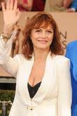 Piers Morgan And Susan Sarandon In Twitter Battle - About Her Boobs