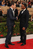 Jim Parsons and Anthony Mackie