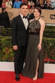 Finn Wittrock and Sarah Wittrock