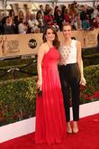 Tina Fey and Kristen Wiig