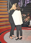 Emma Willis and Gemma Collins