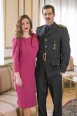 Ruben Cortada and Blanca Suarez