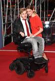 Samuel Koch and Sarah Elena Timpe