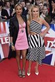 Alesha Dixon and Amanda Holden