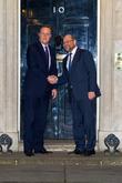 Prime Minister, David Cameron, President Of The European Union and Martin Shulz