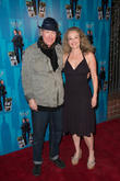 Henry Jaglom and Julie Davis