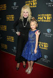 Dolly Parton and Alyvia Alyn Lind