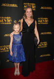 Alyvia Alyn Lind and Barbara Alyn Woods