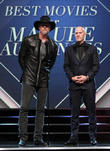 Trace Adkins and Bruno Gunn