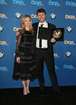 Jennifer Jason Leigh and Matthew Heineman