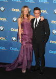 Christian Jules Le Blanc and Michelle Stafford