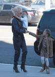 Gwen Stefani and Apollo Rossdale