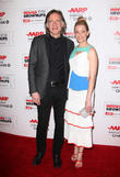 Bill Pohlad and Elizabeth Banks