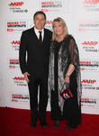 David O. Russell and Diane Ladd