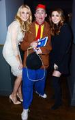 Guest, Clown (cast) and Luisa Zissman