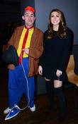 Clown (cast) and Luisa Zissman